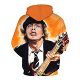 Angus Young ACDC [Hoodie, T-shirt, Long Sleeve]
