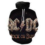 Rock or Bust [Hoodie, T-shirt, Long Sleeve]