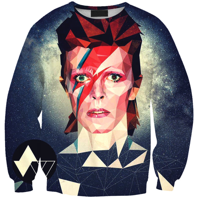 David Bowie 2018 Design-18 [Tee/Long Sleeve/Hoodie]