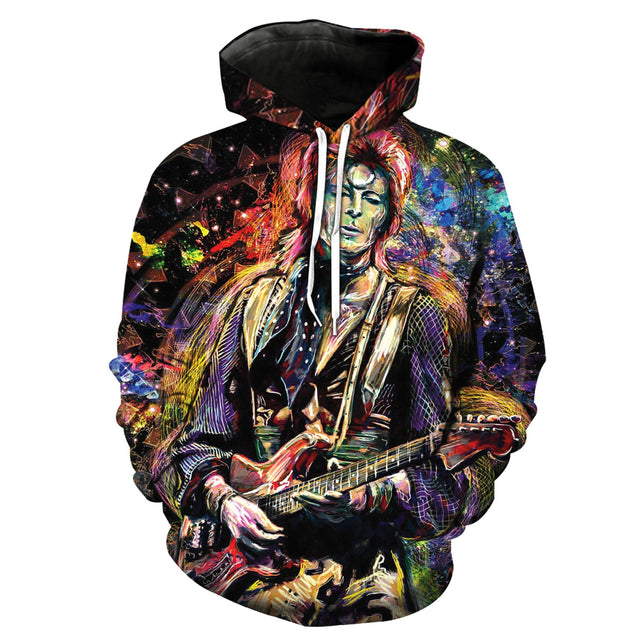 David Bowie 2018 Design-20 [Tee/Long Sleeve/Hoodie]