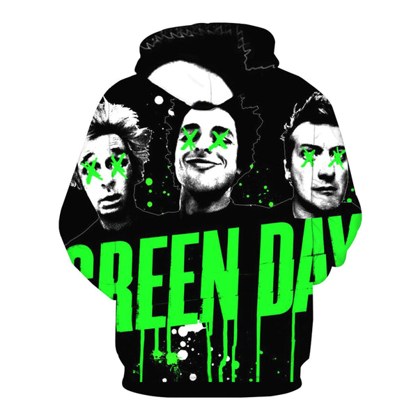 Green Day Band 2018-18