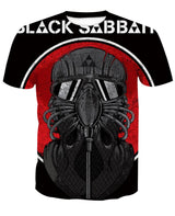 Black Sabbath Never Say Die 3 3D Design [Hoodie & T-shirt]