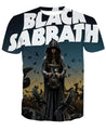 Black Sabbath 7 New 3D Design