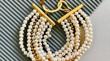 4 Trendy ways to wear pearls every day