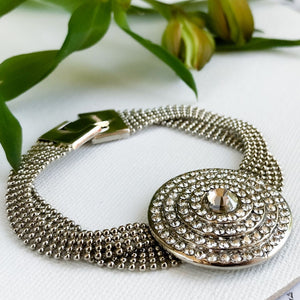 Kim - Luxury pave crystal bracelet