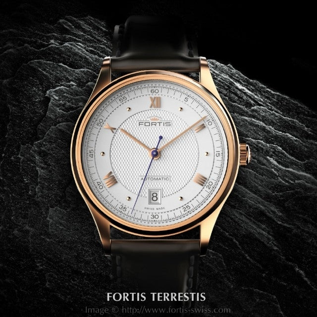 Fortis Terrestis Collection Luxury Watches by Upscaletime
