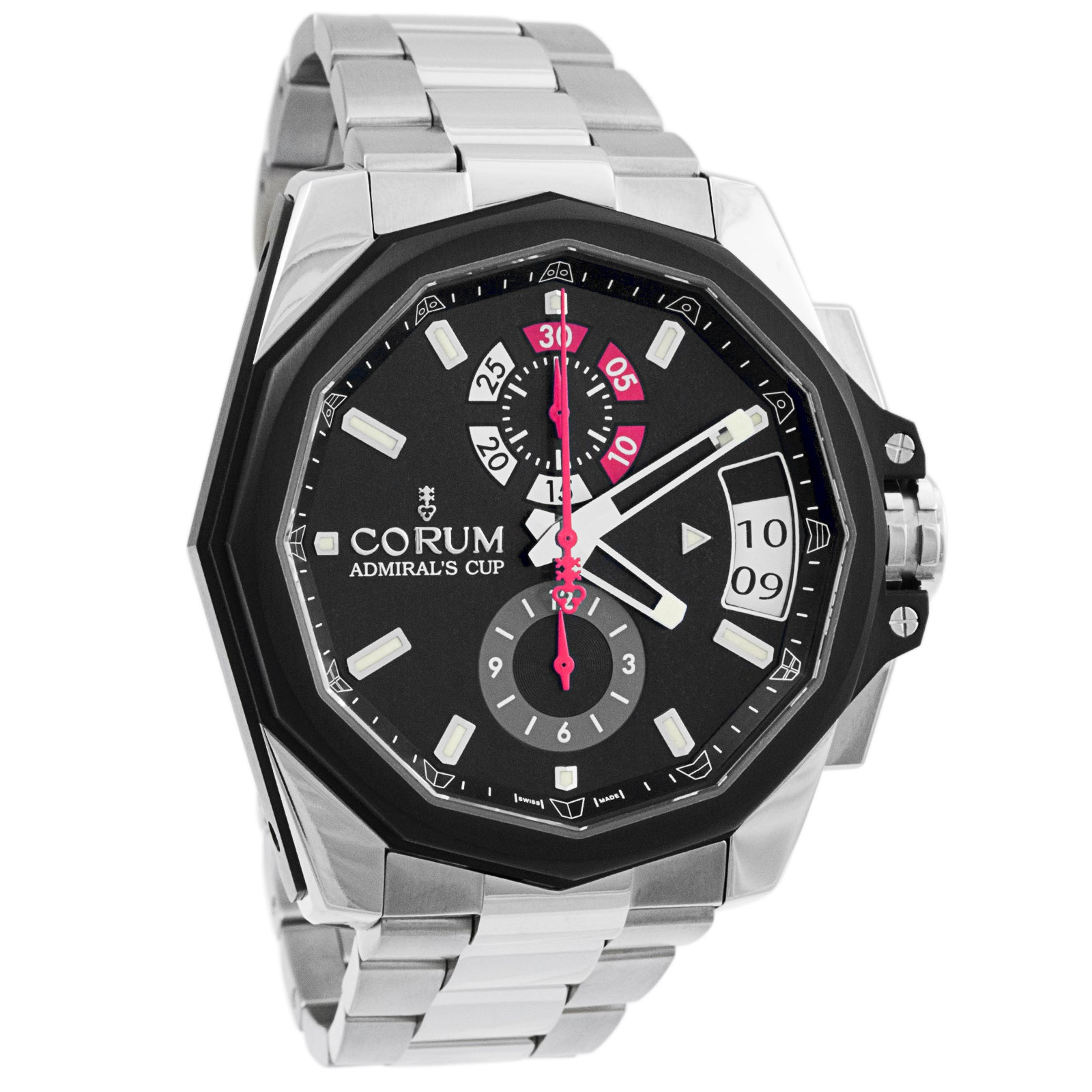 Corum Admiral's Cup Regatta AC-One 45 Automatic Men's Watch 040.101.04V200 AN10-Luxury Watches | Mens And Ladies Luxury Watches | Upscale Time