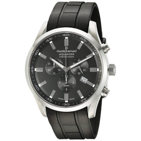 Claude Bernard By Edox Men's Aquarider 10222.3CA.NV Chronograph Swiss