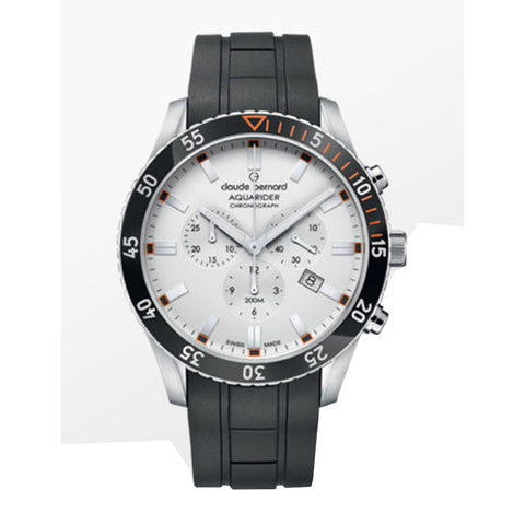 Claude Bernard By Edox Men's Aquarider 10223.3NOCA.AO Chronograph Swiss