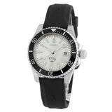 Aquacy 1769 Hei Matau Men's Automatic 300M White Diver MOP Watch 1769.WMP.B.S