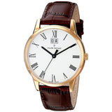 Claude Bernard By Edox Men's Classics 63003.37R.BR  Swiss Made