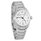 Georg Jensen Delta Classic Dual Time Men's Automatic GMT Watch Swiss Made 3575599