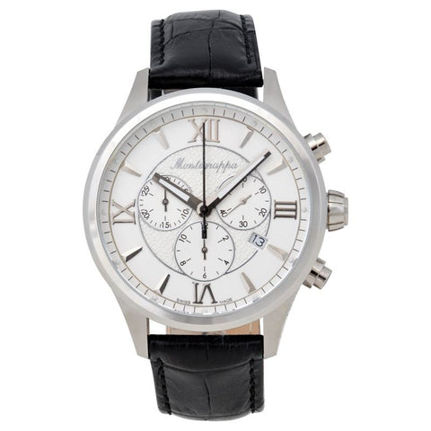Fortuna Chronograph Men's Stainless Watch IDFOWCLJ Swiss Made-Luxury Watches | Mens And Ladies Luxury Watches | Upscale Time