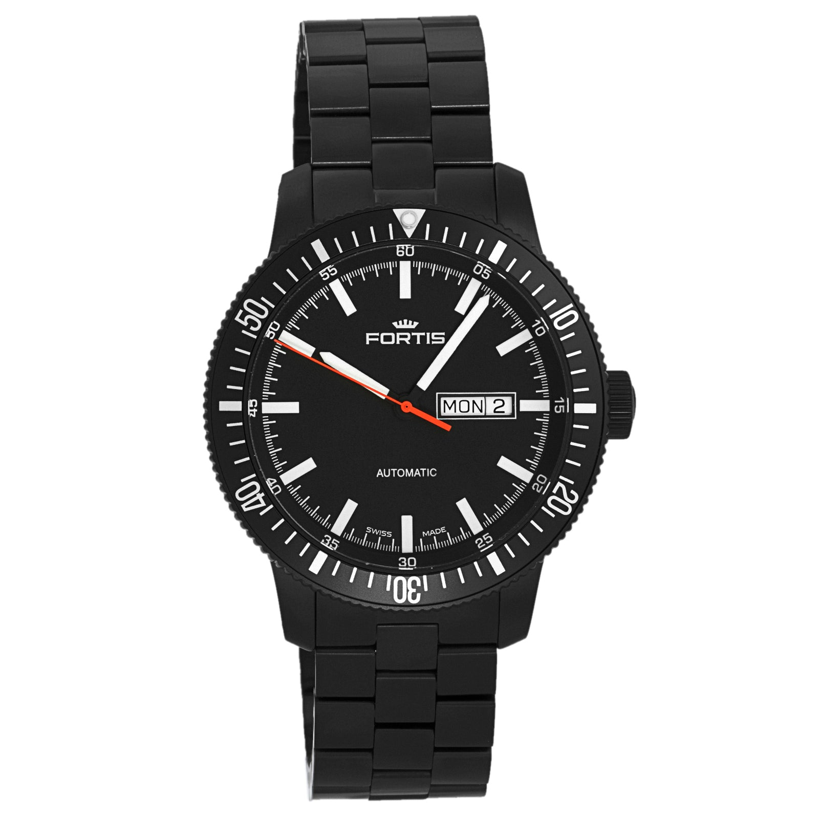 Fortis B-42 Monolith Automatic Mens Watch 647.18.31.M
