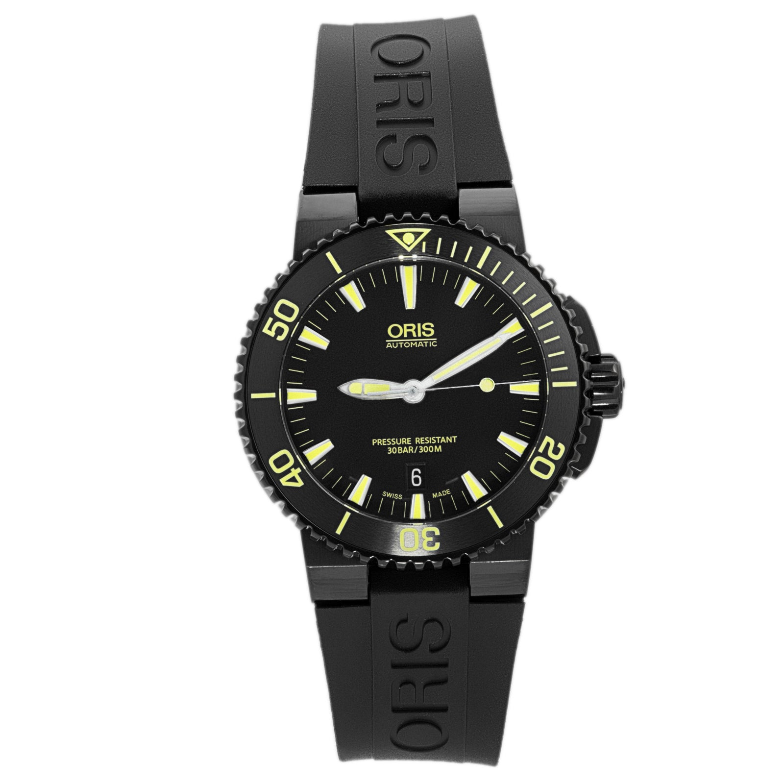 Aquis Date Diver Automatic Men's Watch 733-7653-4722RS-Luxury Watches | Mens And Ladies Luxury Watches | Upscale Time
