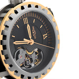Academia Mirabilis Skeleton Mens AC.MI.001 Automatic Titanium Gold Watch-Luxury Watches | Mens And Ladies Luxury Watches | Upscale Time