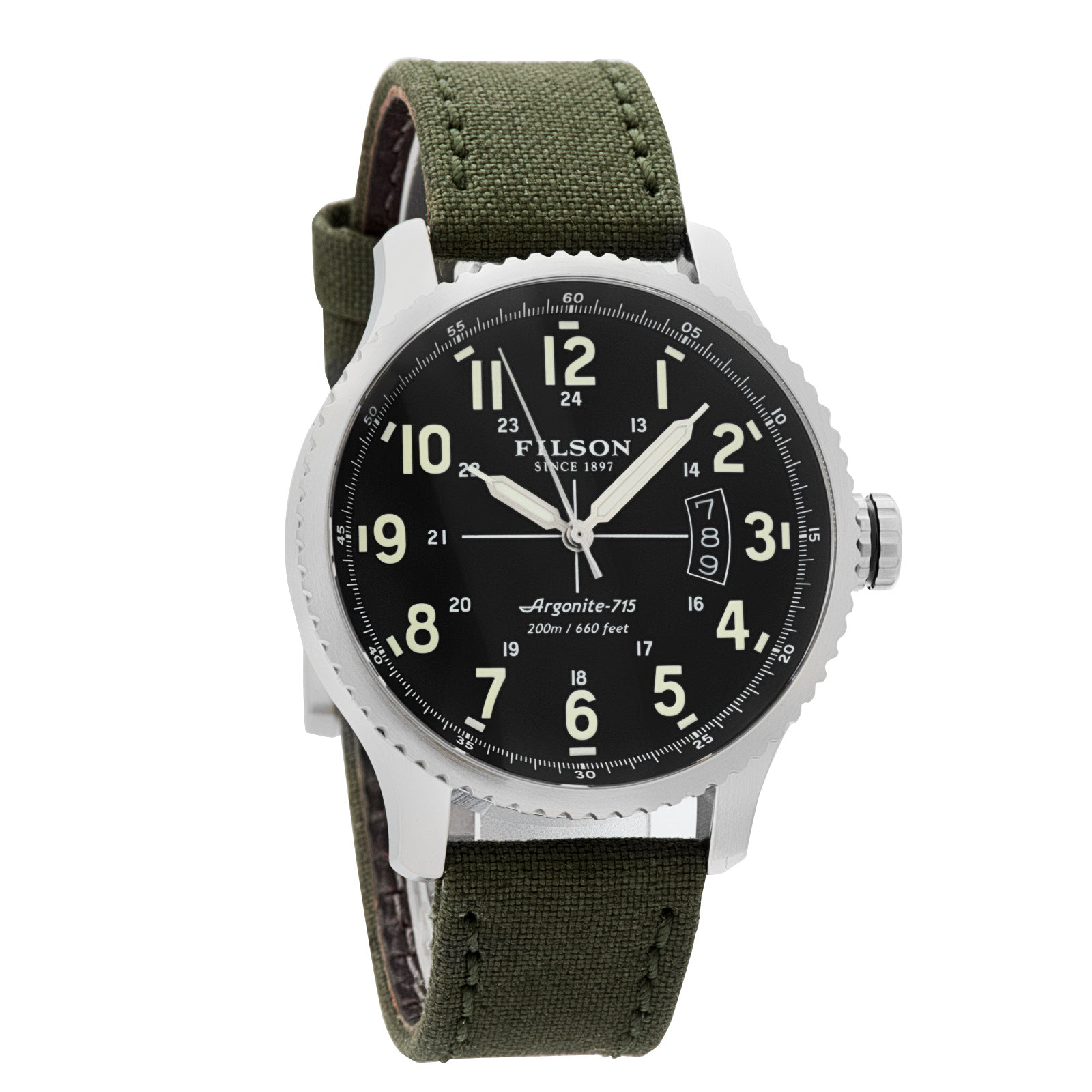 Shinola Mackinaw Field Watch Men's Made in USA F0110000301-Luxury Watches | Mens And Ladies Luxury Watches | Upscale Time