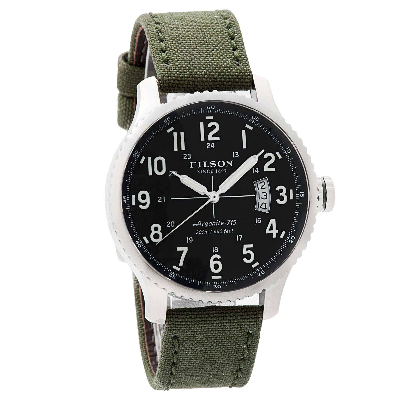 Shinola Mackinaw Field Watch Men's Made in USA F0120072833-Luxury Watches | Mens And Ladies Luxury Watches | Upscale Time