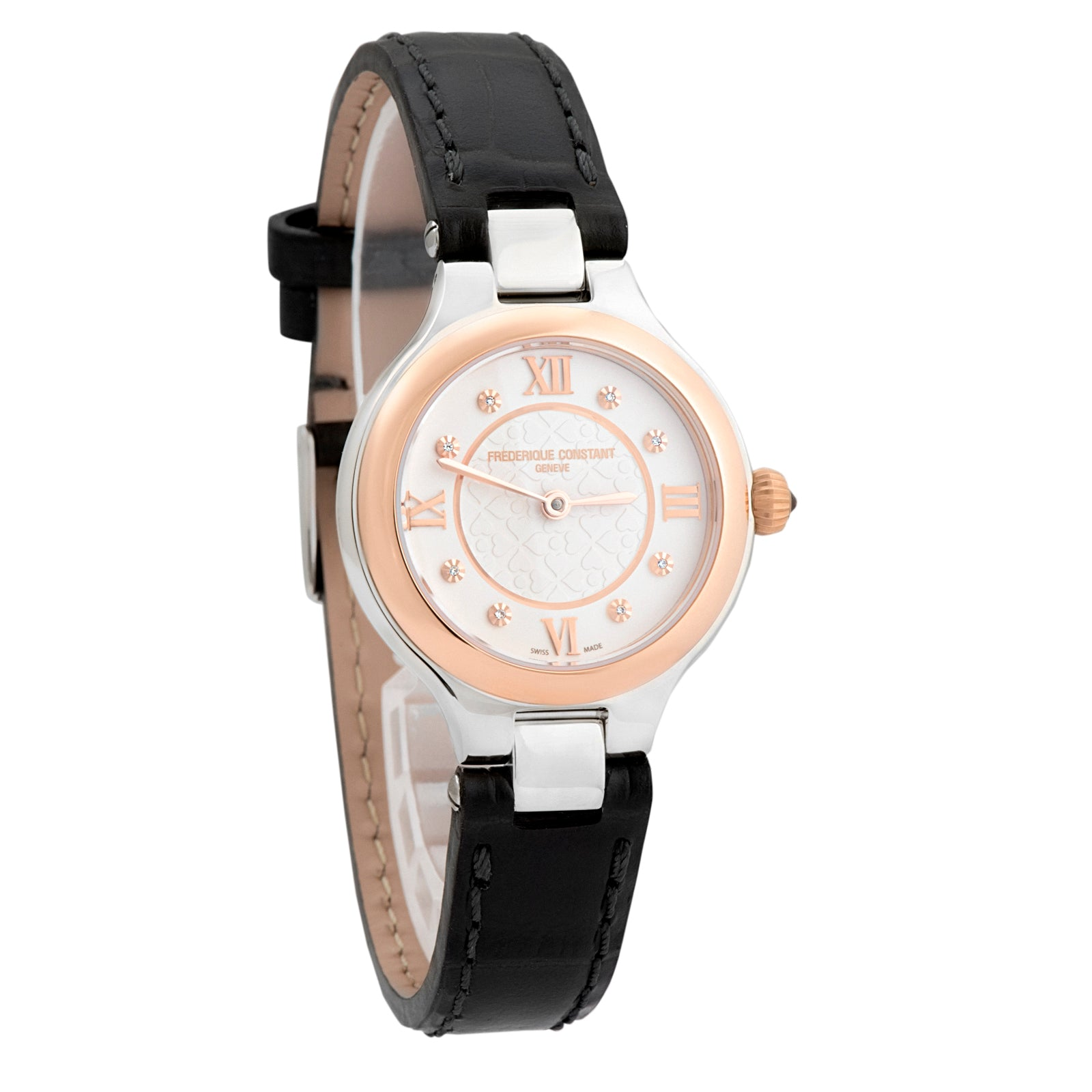 Geneve Delight Ladies Diamond FC-200WHD1ER32 Swiss Watch-Luxury Watches | Mens And Ladies Luxury Watches | Upscale Time
