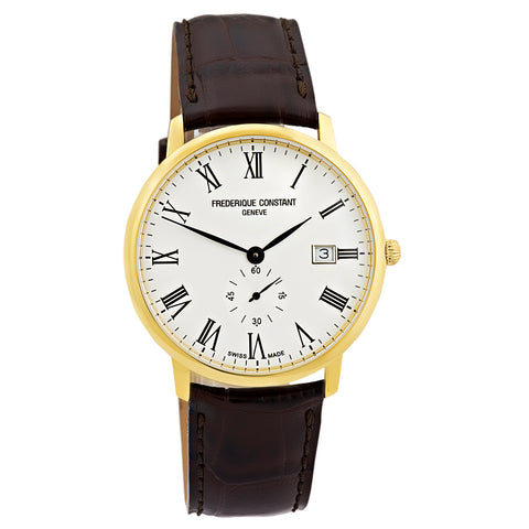 Slimline 40mm Classic Men's FC-245WR5S5 Swiss Made Watch-Luxury Watches | Mens And Ladies Luxury Watches | Upscale Time