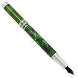 Espressione Marbled Green Medium Fountain Pen ISEPC3AG-Luxury Watches | Mens And Ladies Luxury Watches | Upscale Time