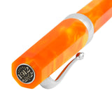 Micra Sterling Silver Orange Ballpoint Pen ISMCCBAO-Luxury Watches | Mens And Ladies Luxury Watches | Upscale Time