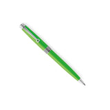Piacere Chrome Lime Green Micro Ballpoint Pen ISPYMBBG-Luxury Watches | Mens And Ladies Luxury Watches | Upscale Time