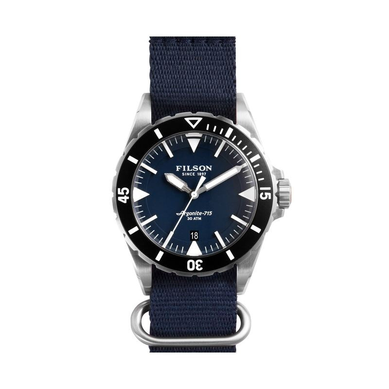 Shinola Dutch Harbor Diver Men's Watch Made in USA F0120075878-Luxury Watches | Mens And Ladies Luxury Watches | Upscale Time