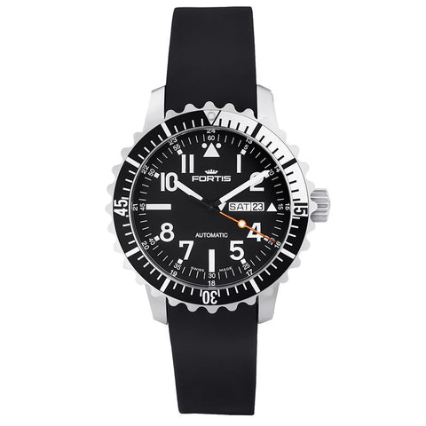 B-42 Marinemaster Black Diver Men's Automatic Watch 670.17.41 K-Luxury Watches | Mens And Ladies Luxury Watches | Upscale Time