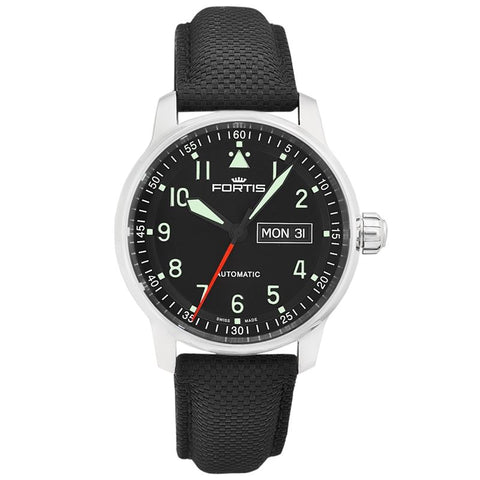 Flieger Pro Men's Swiss Automatic Pilot Watch 704.21.11.LP-Luxury Watches | Mens And Ladies Luxury Watches | Upscale Time