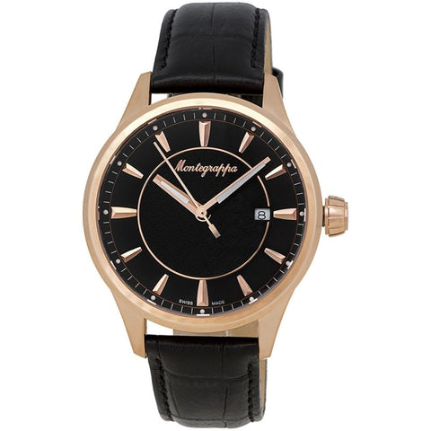 Fortuna Rose Gold Watch Men's Watch Swiss Made IDFOWARC-Luxury Watches | Mens And Ladies Luxury Watches | Upscale Time