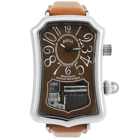 "Grand Orchestra Mozart ""The Magic Flute"" Automatic Men's Watch M.559-Luxury Watches 