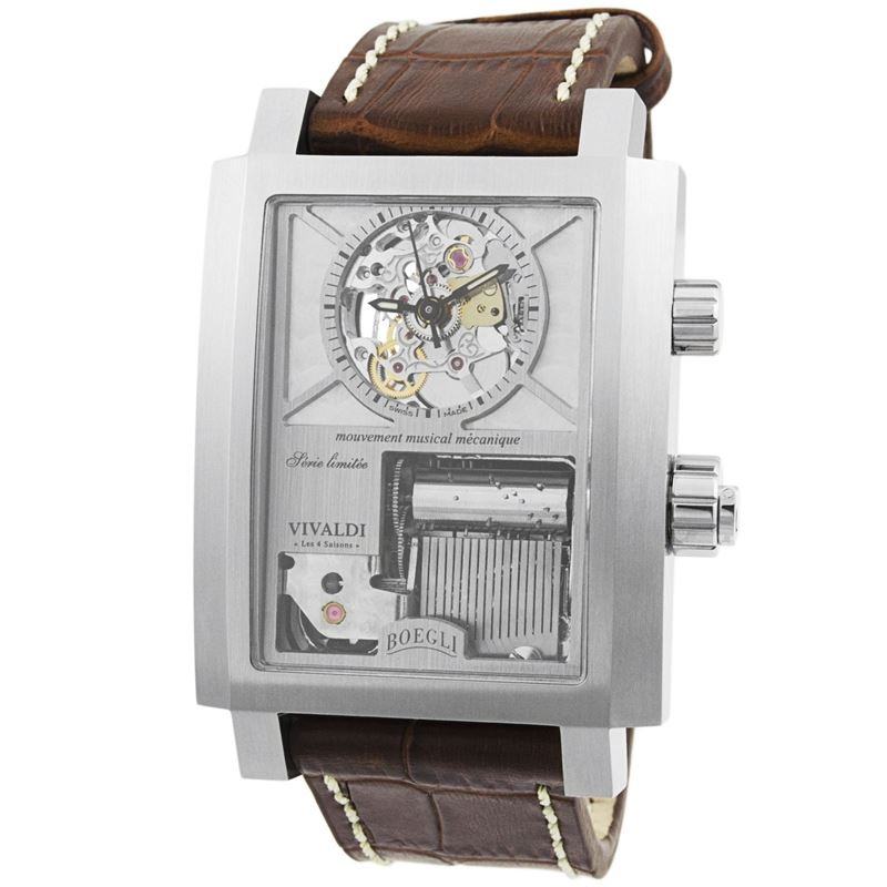 "Grand Festival Vivaldi ""The Four Seasons"" Manual Wound Men's Watch M.800-Luxury Watches 