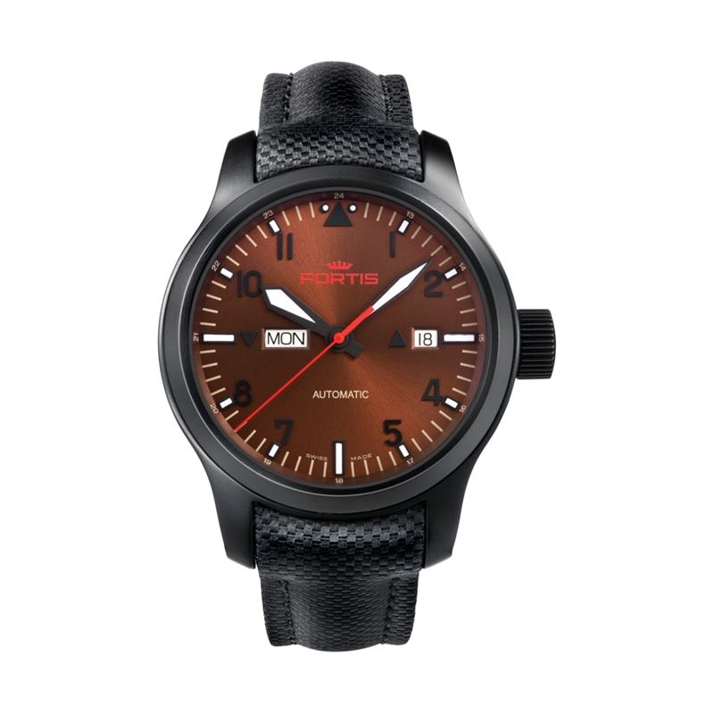 B-42 Aeromaster Dawn Automatic Mens Watch 655.18.98.LP-Luxury Watches | Mens And Ladies Luxury Watches | Upscale Time
