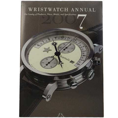 Wristwatch Annual 2007 (2006, Paperback)-Luxury Watches | Mens And Ladies Luxury Watches | Upscale Time