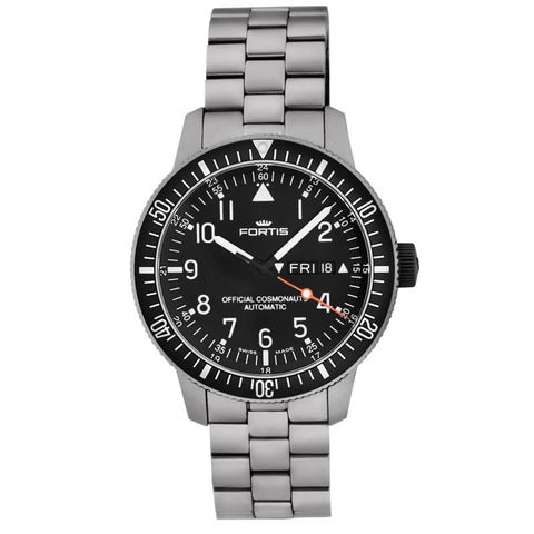 Official Cosmonauts Titanium Automatic Men's Watch 647.27.11.Titan-Luxury Watches | Mens And Ladies Luxury Watches | Upscale Time