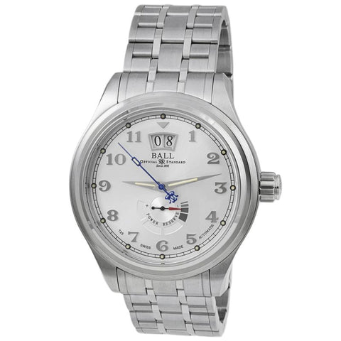 Trainmaster Cleveland Express Power Automatic Men's Watch PM1058D-SJ-SL-Luxury Watches | Mens And Ladies Luxury Watches | Upscale Time