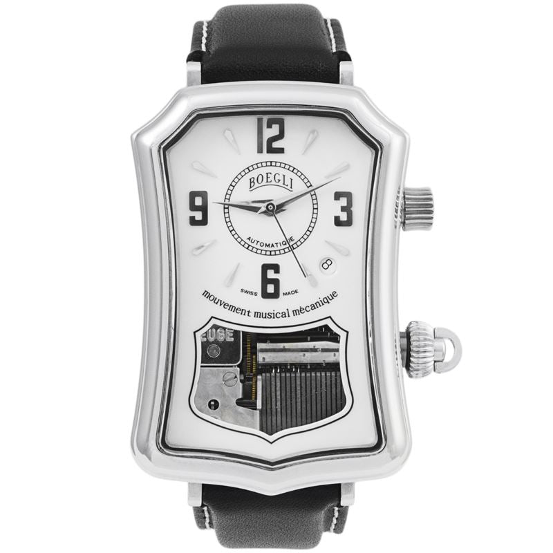 "Grand Orchestra Vivaldi ""The Four Seasons"" Automatic Men's Watch M.553-Luxury Watches 