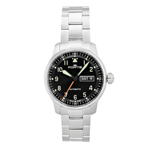 Flieger Pro Men's Swiss Automatic Pilot Watch 704.21.11.M-Luxury Watches | Mens And Ladies Luxury Watches | Upscale Time