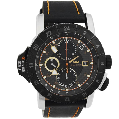 Airman Airfighter Chronograph Black Automatic Men's Watch 3921-19-LB960B-Luxury Watches | Mens And Ladies Luxury Watches | Upscale Time