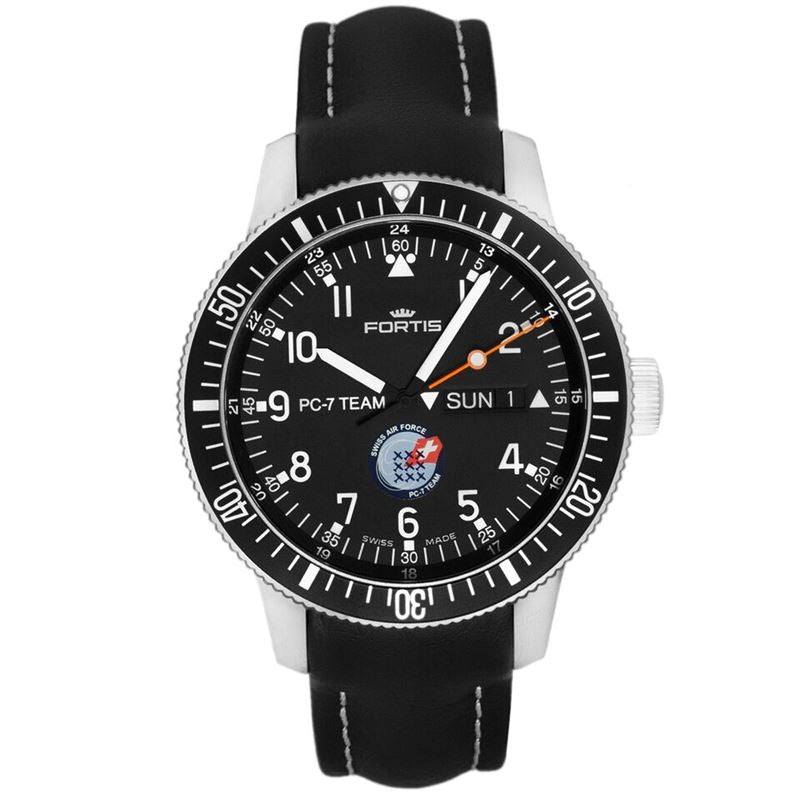 PC-7 Aviatis Swiss Air Force B-42 Limited Edition of 250 Watch 647.10.91-L.01-Luxury Watches | Mens And Ladies Luxury Watches | Upscale Time