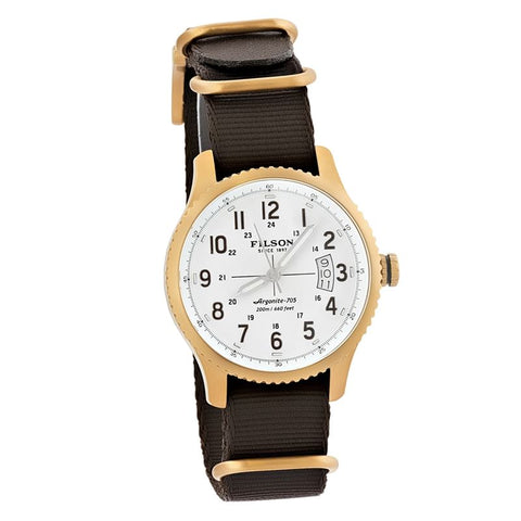 Shinola Mackinaw Field Watch Men's Made in USA F0120004451-Luxury Watches | Mens And Ladies Luxury Watches | Upscale Time