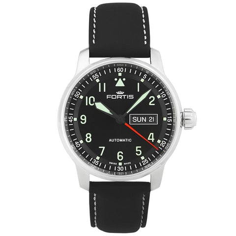 Flieger Pro Swiss Men's Automatic Pilot Watch 704.21.11.L01-Luxury Watches | Mens And Ladies Luxury Watches | Upscale Time