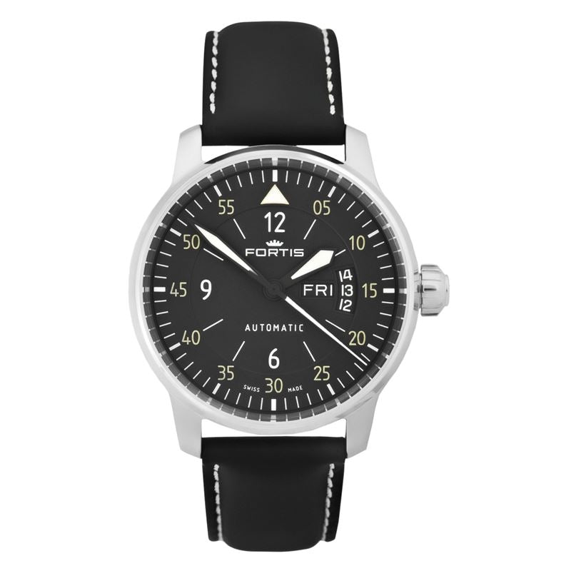 Cockpit One Men's Automatic Swiss Made Pilot Watch 704.21.18.L02-Luxury Watches | Mens And Ladies Luxury Watches | Upscale Time