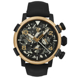 Pinup DNA Gold WWII Sue Stripes Chronograph Auto RJ.P.CH.003.01-Luxury Watches | Mens And Ladies Luxury Watches | Upscale Time