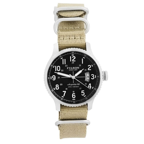 Shinola Mackinaw Field Men's Watch F012072831 Stainless Made in USA-Luxury Watches | Mens And Ladies Luxury Watches | Upscale Time