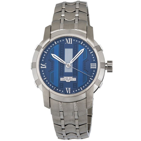 Glorious Knight Stainless Steel Blue FTV.HMS.003.S Automatic Men's Watch-Luxury Watches | Mens And Ladies Luxury Watches | Upscale Time