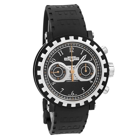 Academia Black Stream Auto Chronograph Watch Limited Edition AC.6005.037.M090-Luxury Watches | Mens And Ladies Luxury Watches | Upscale Time
