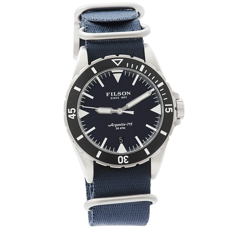 Shinola Dutch Harbor Diver Men's Watch Made in USA F0120001752-Luxury Watches | Mens And Ladies Luxury Watches | Upscale Time