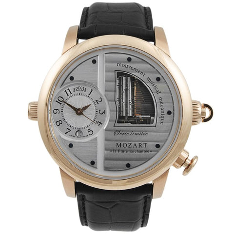 "Grand Opera Mozart ""la Fl?te Enchant?e"" Limited Edition Automatic Men's Watch M.900-Luxury Watches 